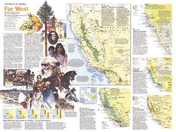 Making of America, Far West Theme - Published 1984