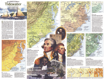 Tidewater and Environs Theme - Published 1988