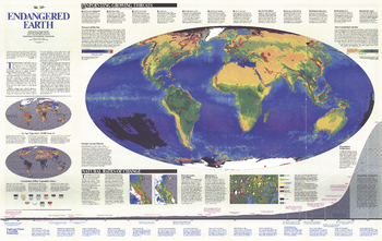 Endangered Earth  -  Published 1988