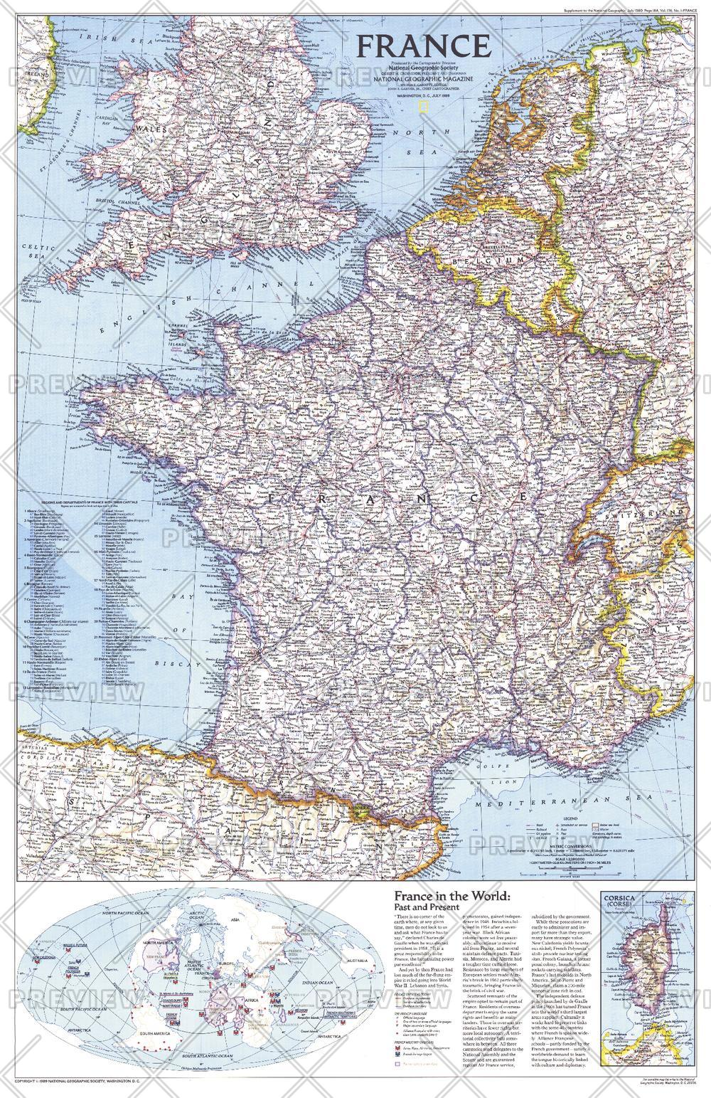 National Geographic Historical Maps Europe Wall Maps Maps