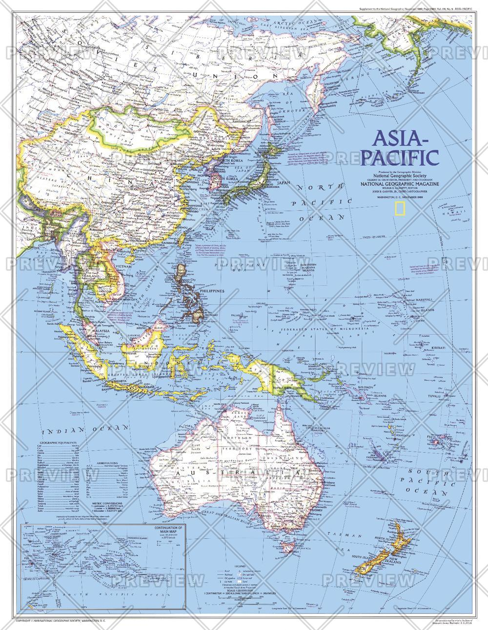 Asia-Pacific  -  Published 1989