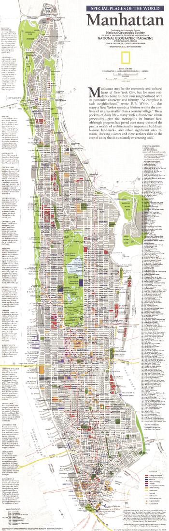 Manhattan  -  Published 1990