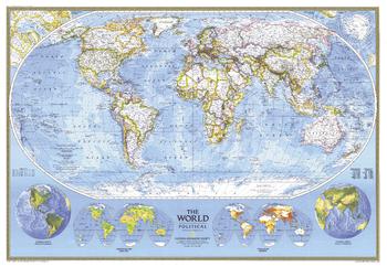 World Political  -  Published 1994