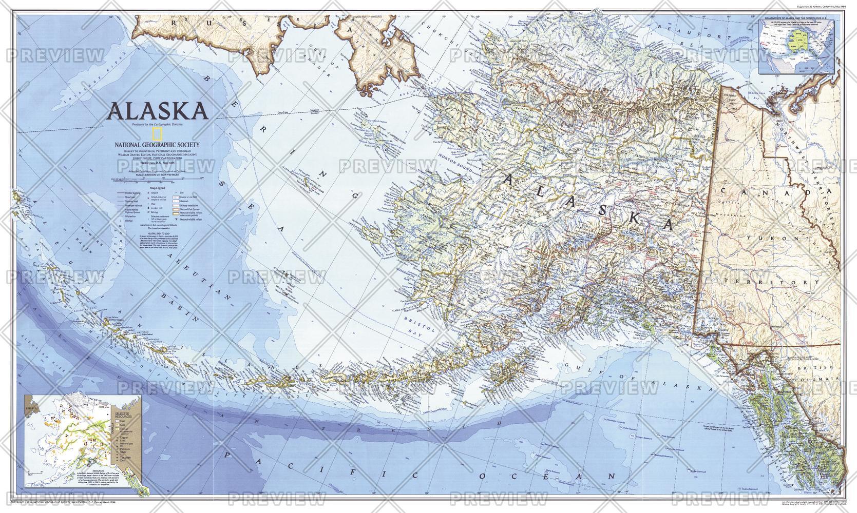 Alaska  -  Published 1994