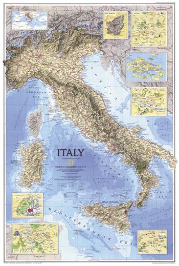 Italy  -  Published 1995
