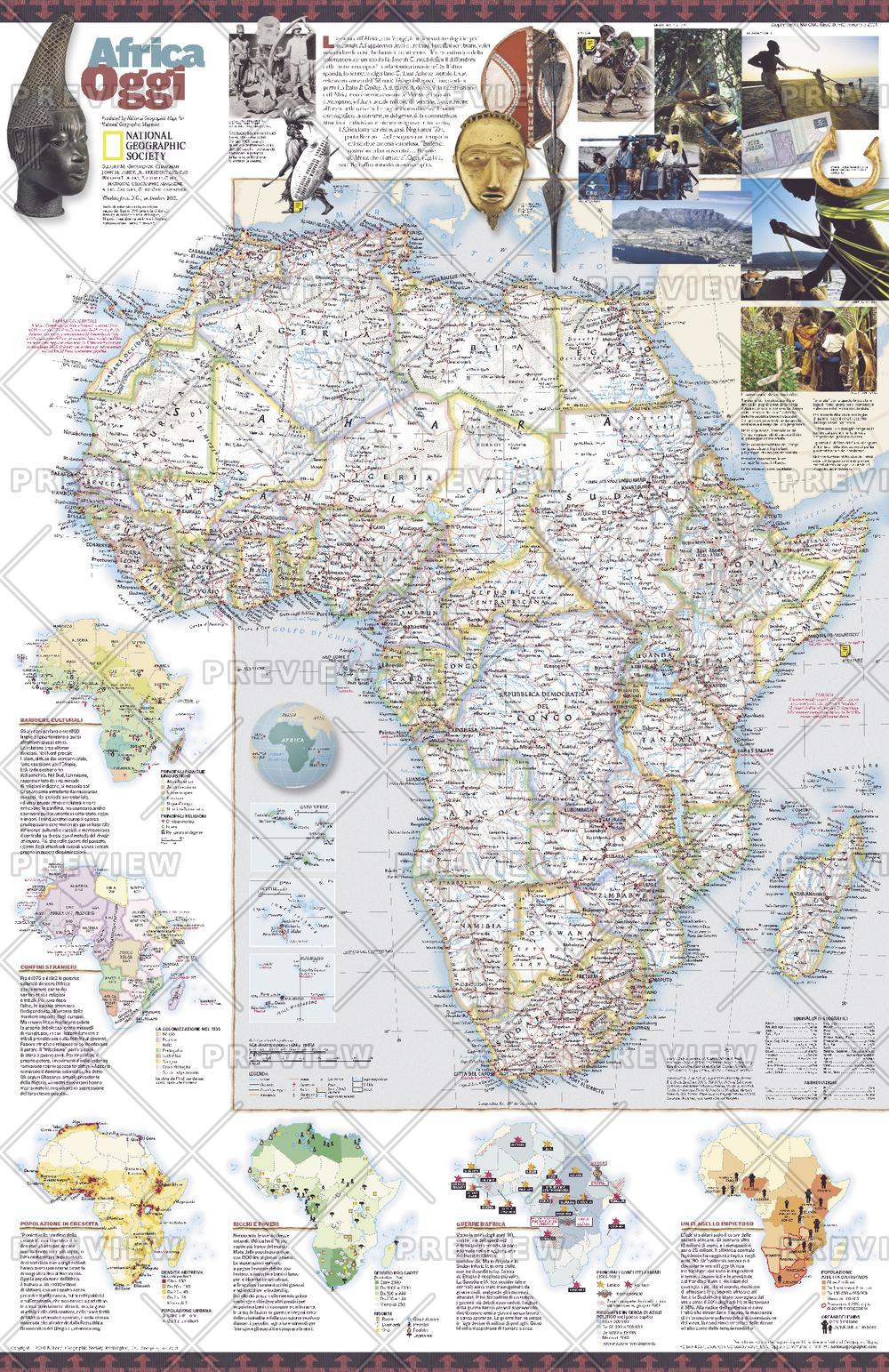 Africa Oggi  -  Published 2001