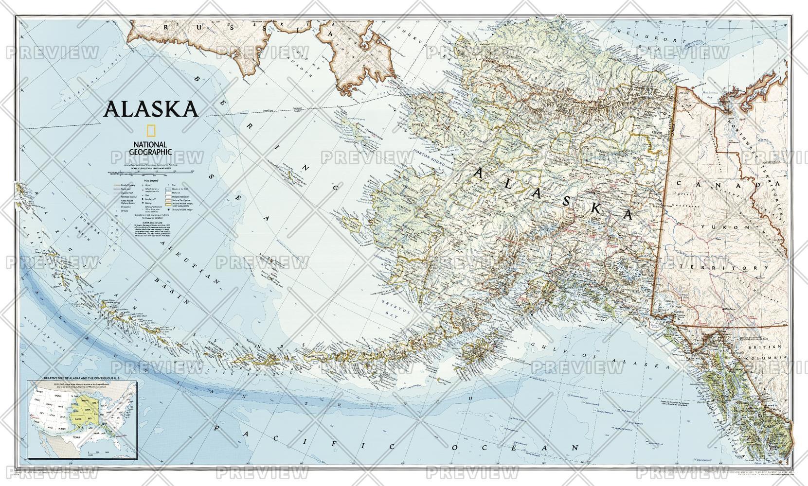 Alaska  -  Published 2002