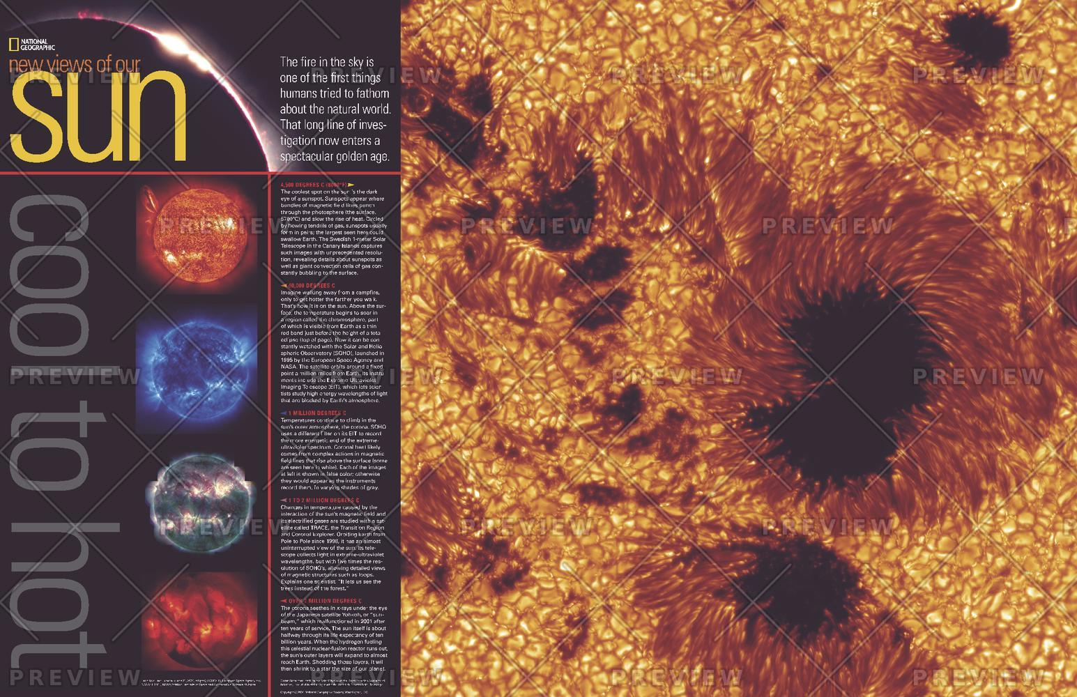 New Views of Our Sun, Cool to Hot - Published 2004