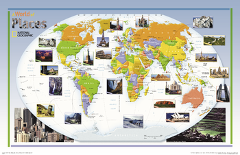 World of Places  -  Published 2004