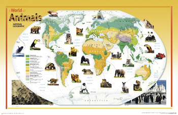 World of Animals  -  Published 2004