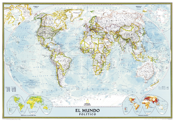National Geographic Historical Maps - World - Wall Maps - Maps