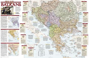 Balkans Conflict  -  Published 2008