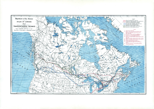 Transcontinental Railways (1906)
