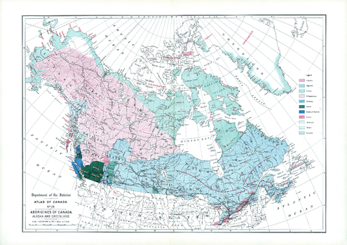 Small Map Of Canada.Natural Resources Canada Mapsherpa