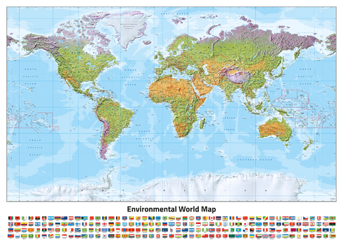 World Environmental (Miller projection)