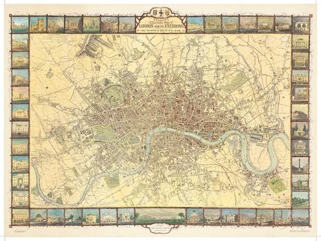 London Tallis 1851