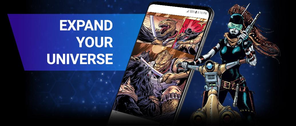 Expand your universe. Black Krrsantan, Bossk, Bounty Hunters.