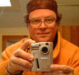 Bill St. Clair | Camera and me | My bathroom in the Berkshires of upstate New York
