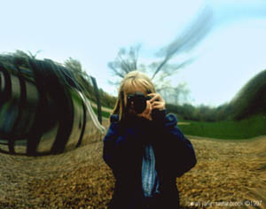 sarahjane | self-portrait | playground in jenison, mi