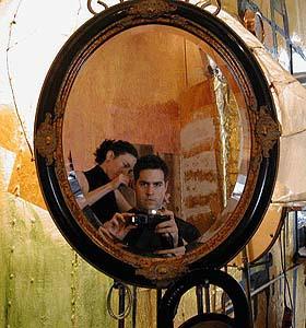 ryan | me getting my hair cut at zipzap [fillmore & haight] | my neighborhood salon