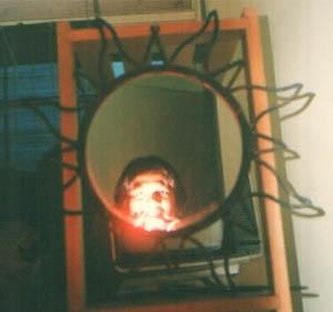 Firda | Stranger in the mirror | My bedroom, Jakarta, Indonesia