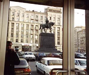 Denis | Tverskaya Street, Moscow, Russia.