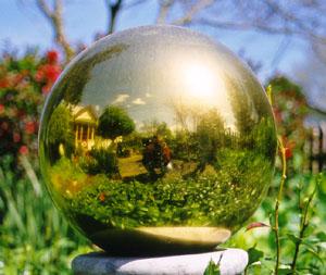 pb | Garden Ball | Sebastopol, CA