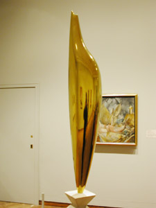 Phineas | 'Golden Bird' by Constantin Brancusi | Chicago