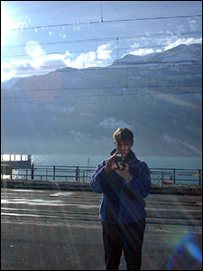 Mark | Brienz, Swiss Alps
