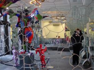 Ann McMeekin | Foyer of the Museum of Modern Art in Glasgow, Scotland