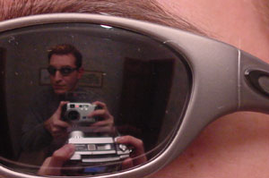 Steve Agalloco | I wear my sunglasses at night