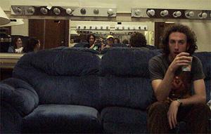 Jenny | Backstage | Rochester, New York