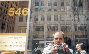 Bruce | And the number is 546 | Fifth Avenue, New York