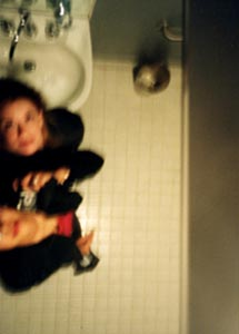 christine | drunk, drunk and still drunk | thestandard hotel, west hollywood, calif