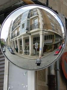 DagKrasH | Traffic Mirror | Briviesca, Spain