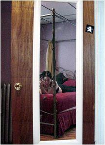 Allison | bedroom, Brooklyn, NY
