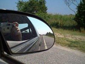 heather | Objects in Mirror | just outside Wildwood, NJ