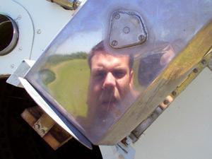 Corey Moseley | self portrait (from push project) | Gulf Coast, USA