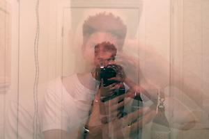 chris hays | 3 stages | bathroom mirror