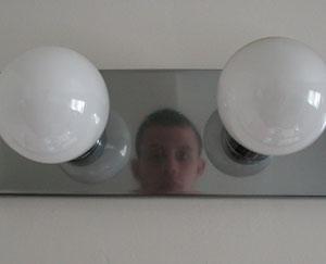 Brad Barrish | Vanity Bulbs Self #2 | Los Angeles, CA