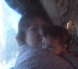 Aimee | On The Bus | San Jose, CA
