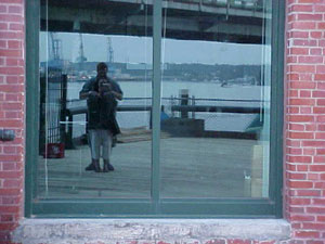 Erika-Renee Lanier | portsmouth, reflected | portsmouth, nh