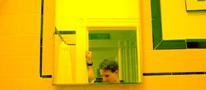 Trip Kirkpatrick | Bathing Ben | Debbie & Mike's bathroom, Park Slope, Brooklyn, USA
