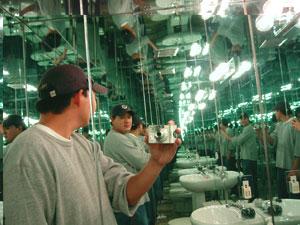 Aaron | Bathroom | Los Angeles, CA