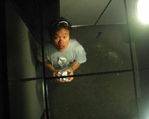Shermen Mukhtar | Going up...4th floor | Melbourne, Australia