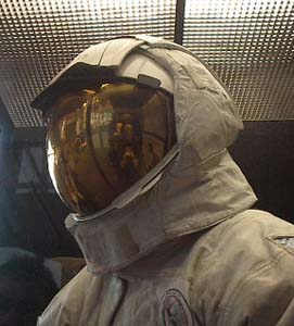 dana robinson | spaceman | air & space museum, washington, dc