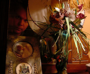 Timo | a mirror in my parents house