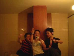 Gigi Gi Wai Wong | charlie angel at w/c | ramav restaurent's w/c, kuala lumpur