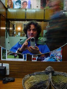 Jean-Jerome Casalonga | At the Hairdresser I | Boulogne Billancourt, near Paris, France