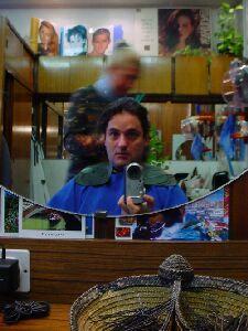 Jean-Jerome Casalonga | At the Hairdresser II | Boulogne Billancourt, near Paris, France